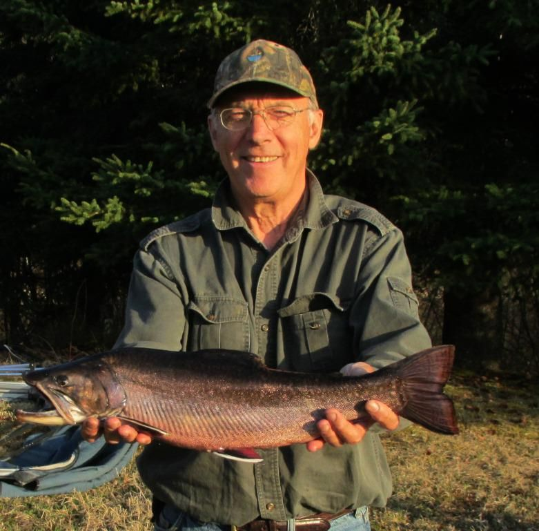 Ma saison de pêche à la truite commence en beauté à la Pourvoirie Fer A Cheval