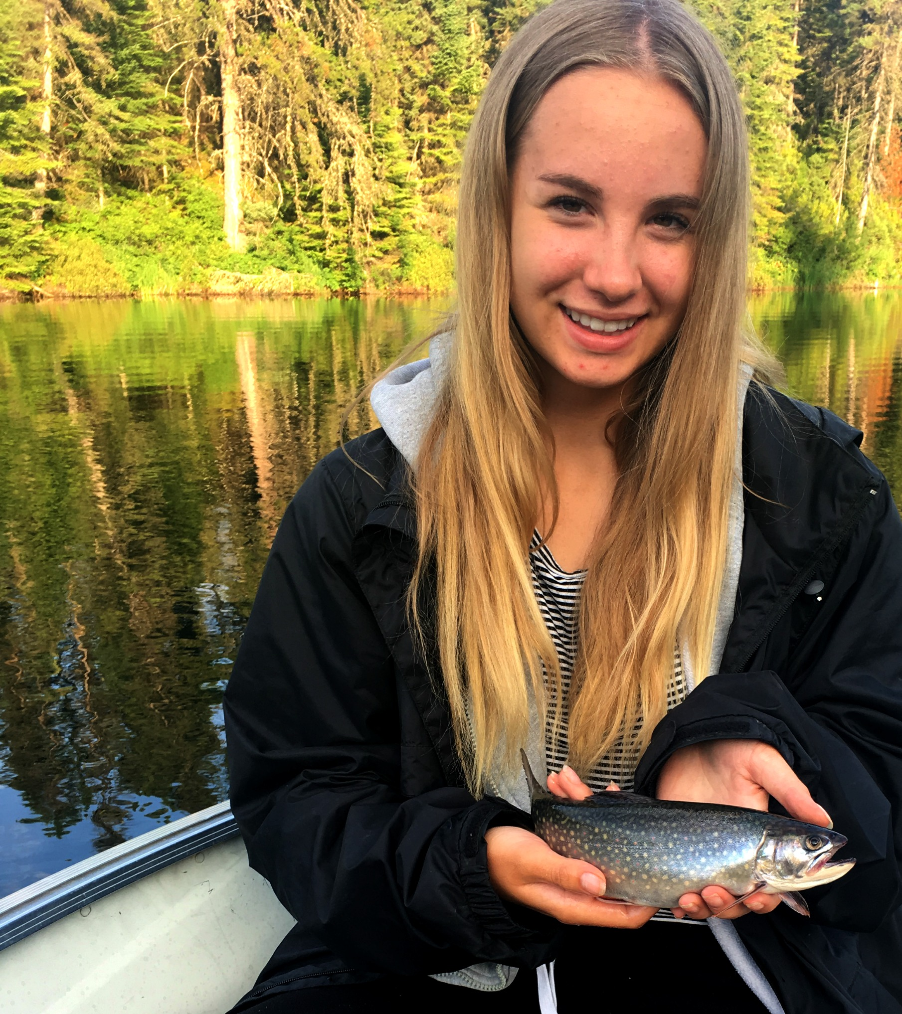 pêche truite