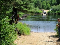 traversier de la riviere bazin