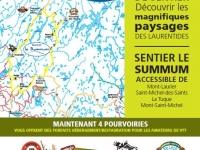 Sentier quad le Summum