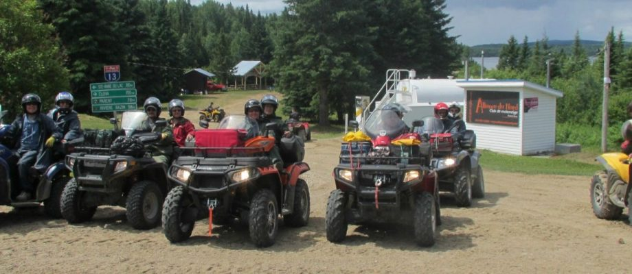 Quad (ATV) Trails & Expeditions – Outfitter Fer A Cheval