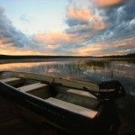 couchers du soleil lac nasigon