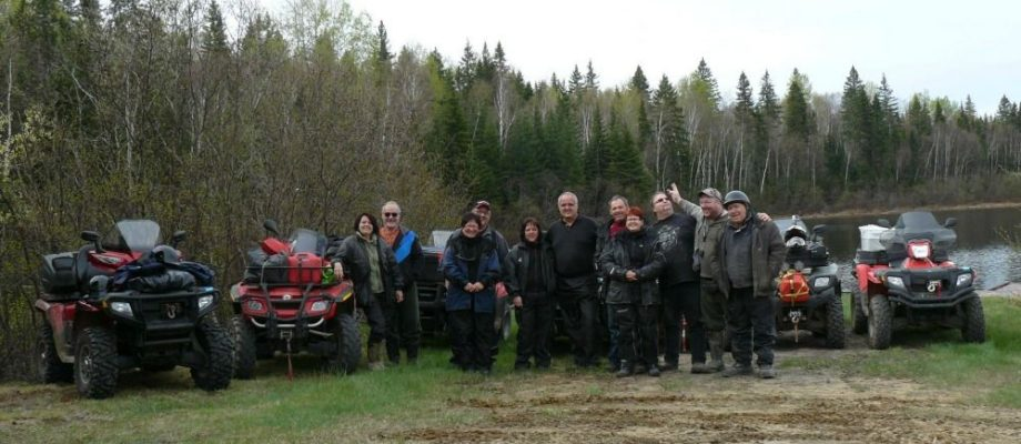 ATV Group of Happy People Enjoying Comfort,Great food,Hospitality,Smiles….Come on in !!