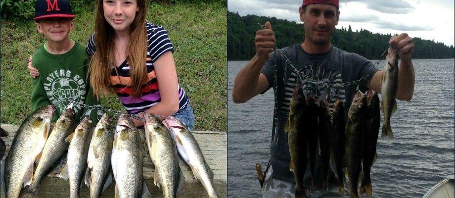 Belle sortie de pêche au doré qui a porté fruit!