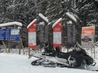 relais motoneige TQ13 Laurentides