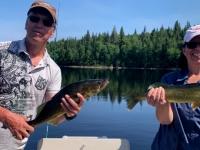 Pêche au doré au fer à Cheval