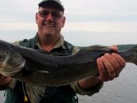 Pêche au doré à la pourvoirie du fer à Cheval