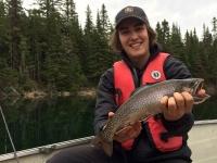 pêche truite laurentides