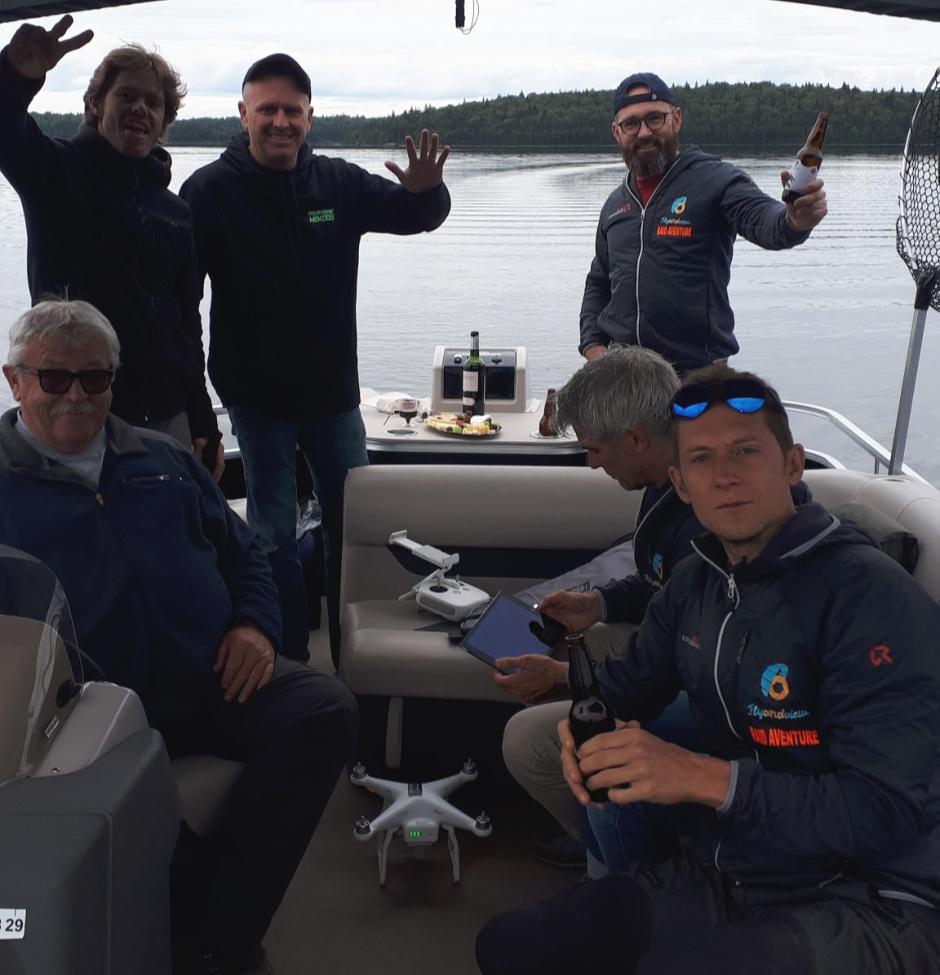 Pêche Ponton Lac Nasigon