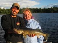 Pêche au doré | Walleye Fishing