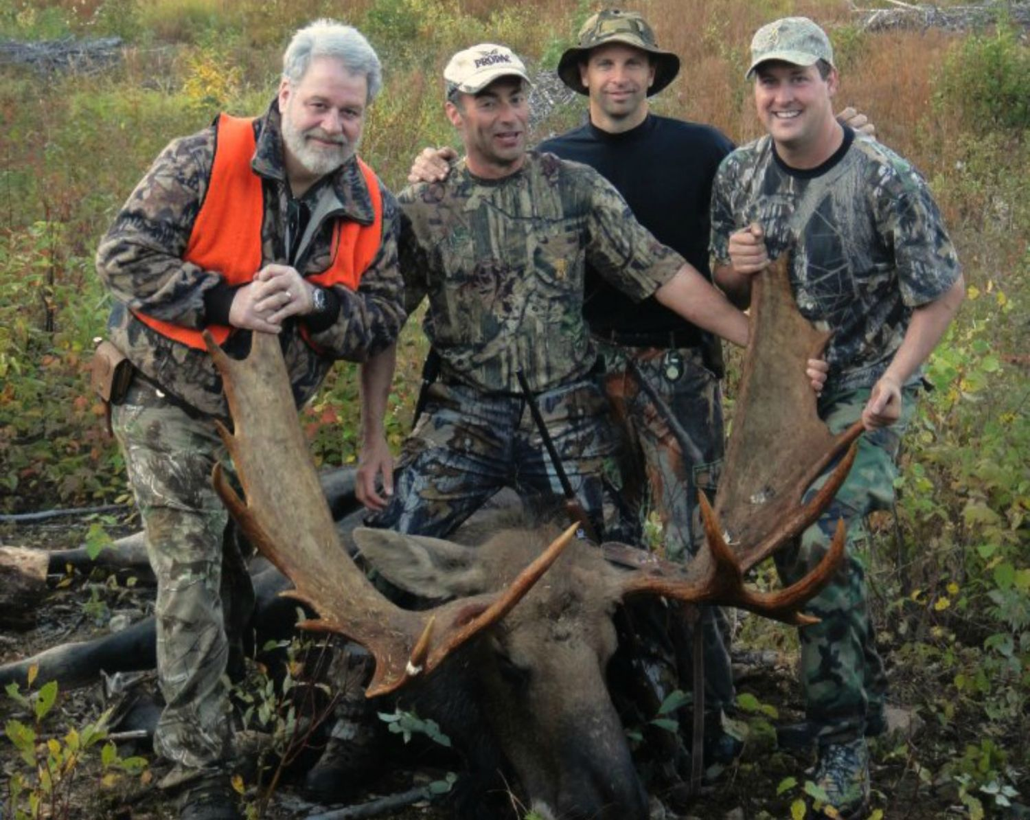 Record as an outfitter and guide … 58 inches … VERY happy for the group!