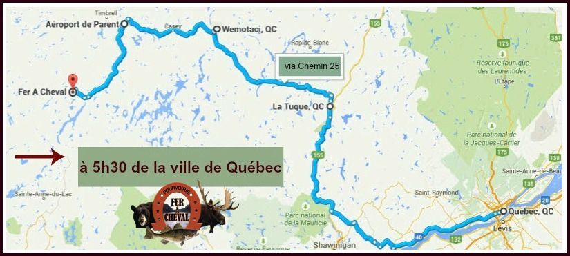 carte-routiere-quebec-latuque-fer-a-cheval