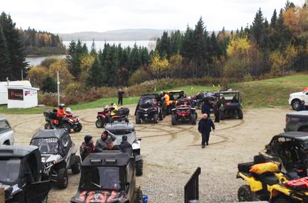 New ATV Trail: The Summum (Upper Laurentians)