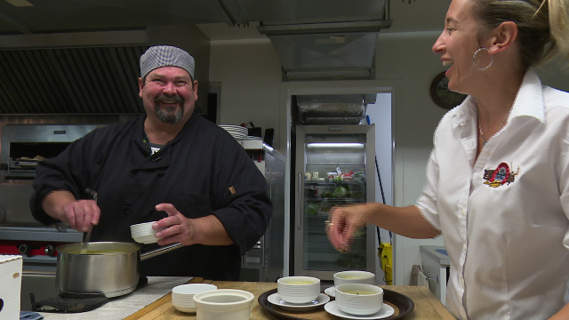Benoit Gladu Chef Cuisinier Gastronomie
