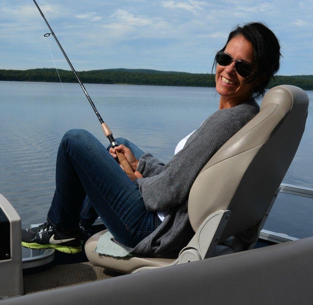 pêche pourvoirie Fer à Cheval