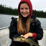 Pêche au doré en août