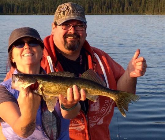 pêche brochet au lac st denis