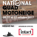 Salon National Quad Motoneige 2017 Drummondville