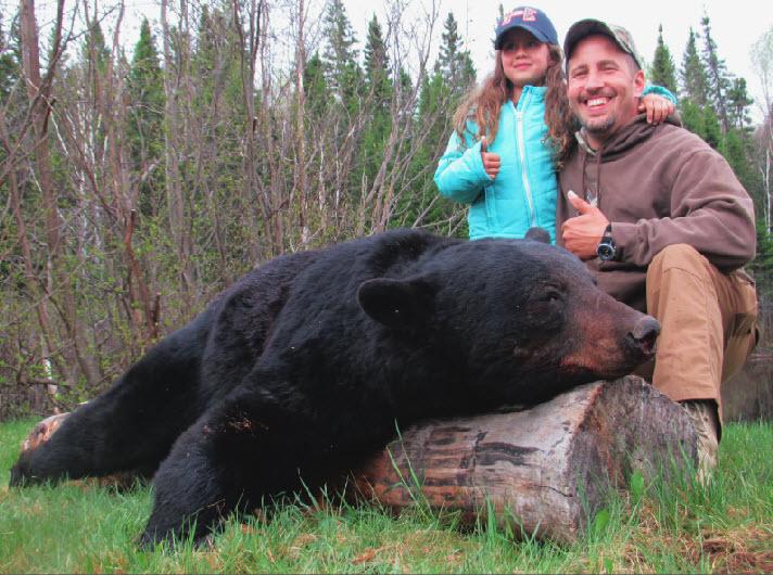 Chasse à l'ours: meilleurs moments du début de saison 2018