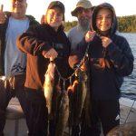 pêche au doré en famille au fer à Cheval
