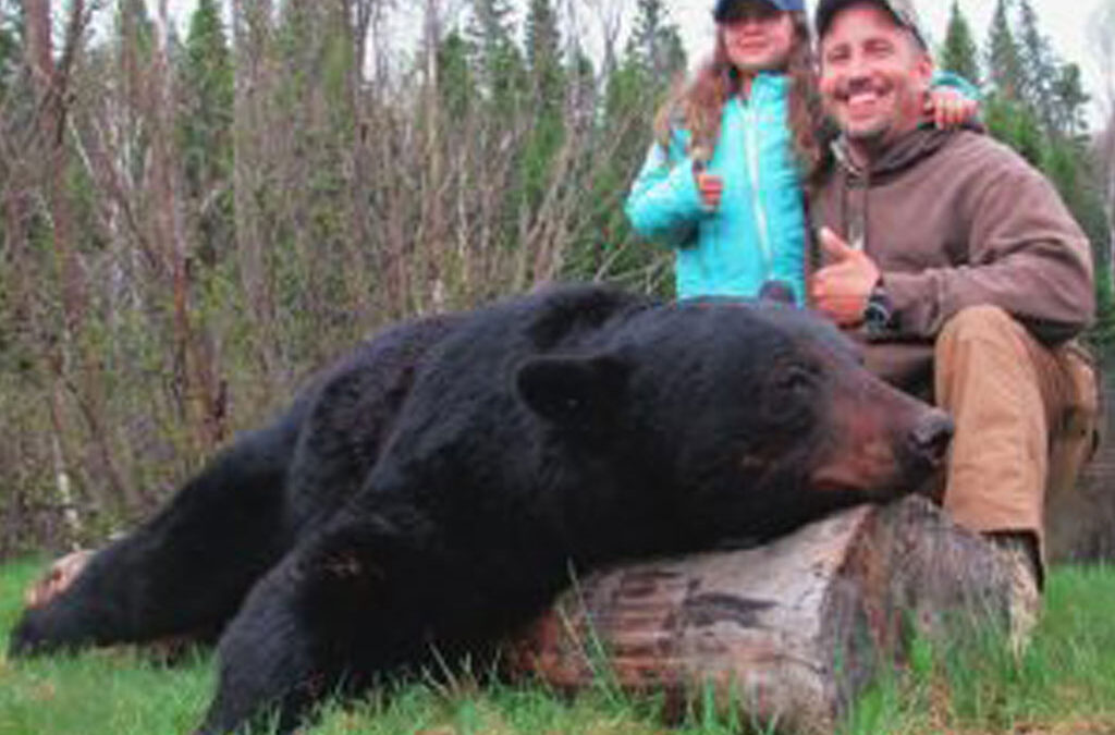 Bear Hunting Spring Season