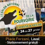 national outfitter show in laval place forzani