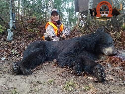 Chasse à l'ours au Fer à Cheval