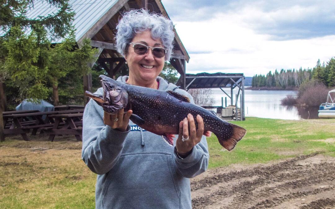 32 lacs pour une expérience de pêche mémorable