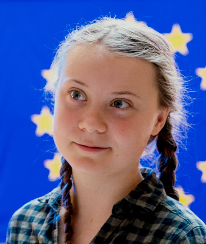 Greta Thunberg defi climatique